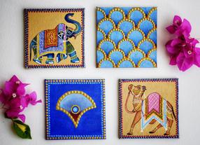 D515  Indian Folk Fusion
