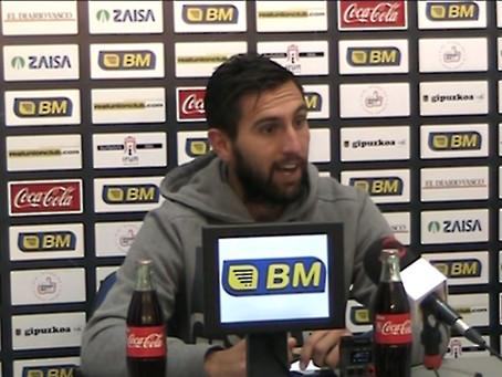 """Juan Domínguez, """"Nos llevamos tres puntos y buenas sensaciones"""""""