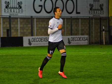 El de Borja Viguera, mejor gol de febrero en Segunda División B