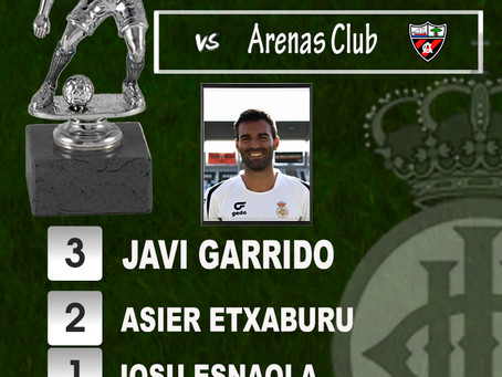 Javier Garrido campeón del Trofeo de Regularidad