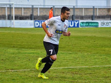 Mario Capelete, 100 partidos con el primer equipo del Real Unión