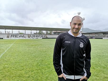 Egoitz Sayar, nuevo entrenador del Real Unión B
