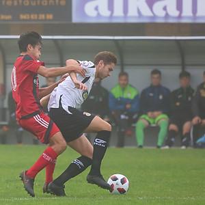 Real Unión 1 - Arenas Club 1