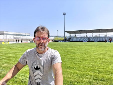 Mikel Jauregi, nuevo responsable del fútbol base del Real Unión