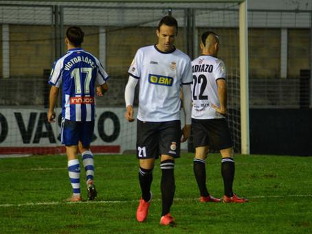 El de Borja Viguera, mejor gol de la pasada jornada en Segunda División B