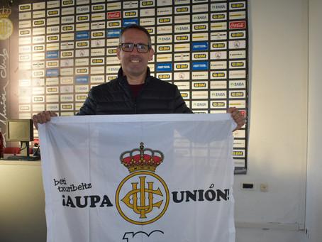 Gorka Etxeberria, nuevo director deportivo del Real Unión Club