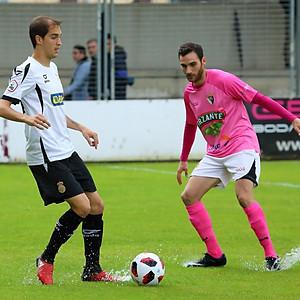 Real Unión 1 - CD Tudelano 0