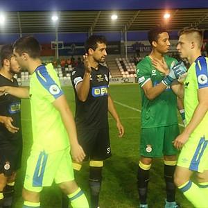 I Trofeo Steve Bloomer Real Unión-Derby