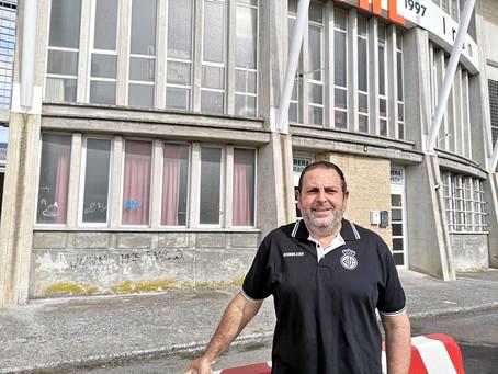 Luis Sánchez, nuevo director del área de iniciación del Real Unión