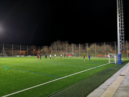 El Real Unión B disputará sus encuentros como local en Ugalde-Ventas