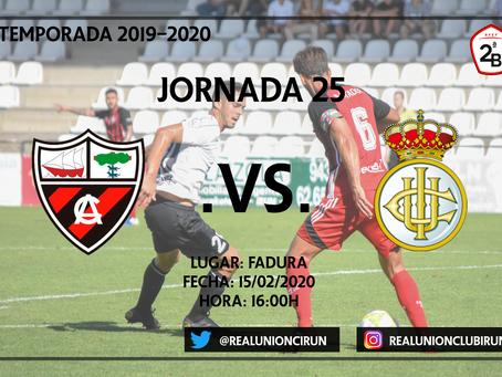 Jornada 25. Arenas Club - Real Unión