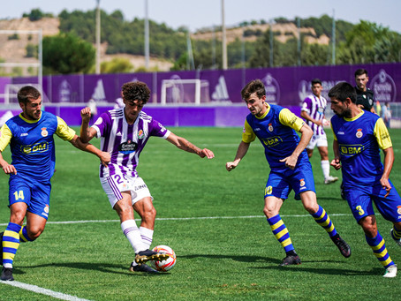 Importante victoria en Valladolid