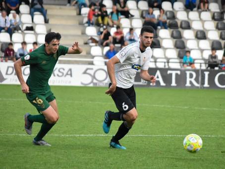 Un buen Real Unión se queda sin puntos en Las Gaunas