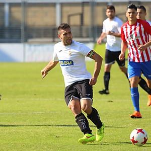 Real Unión-Real Sporting de Gijón B 1-1