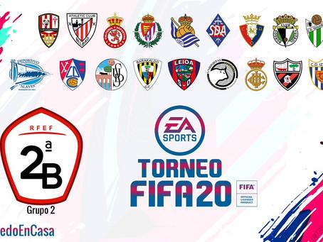 Torneo FIFA 20 Grupo II de la Segunda División B