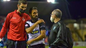 Carlos Bravo tendrá que ser intervenido del hombro izquierdo