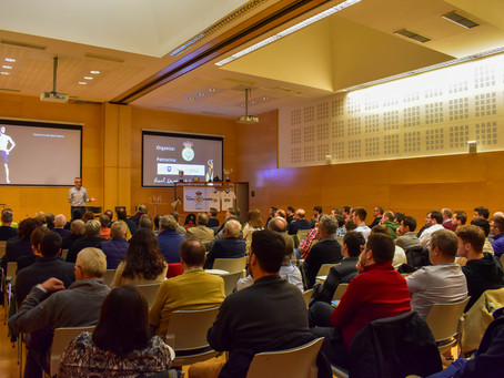 Conferencia de liderazgo, empresa y deporte
