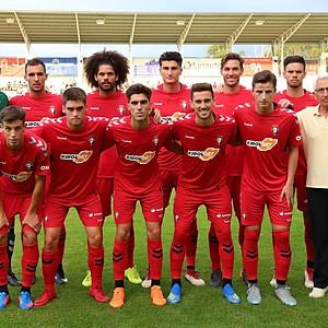 Pretemporada Real Unión-CA Osasuna 1-0