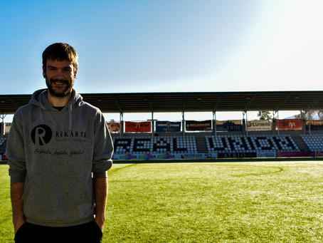 Carnes Rekarte, nuevo patrocinador del Real Unión Club