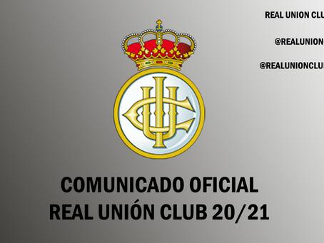 Dani Estrada, Endika Galarza y Javier Garrido no continúan en el Real Unión Club