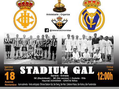 Conmemoración del Centenario de la Copa de 1918