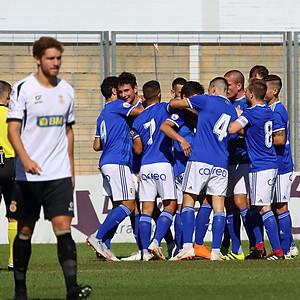 Real Unión 2 - Oviedo B 2