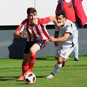 Athletic B 2 - Real Unión 0