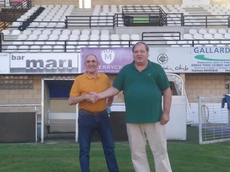 El Real Unión y el CD Mariño firman un convenio de colaboración