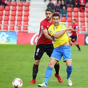 CD Mirandés-Real Unión 1-0