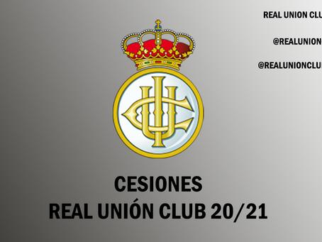 Anatz Elizondo y Theo Lucbert llegan al Real Unión en calidad de cedidos