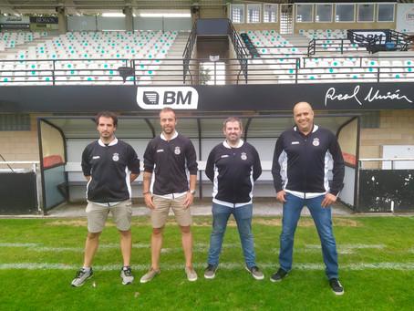 La Escuela de Fútbol ya tiene entrenadores para la próxima temporada