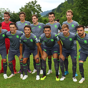 Pretemporada Real Sociedad-Real Unión 1-1