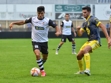 El CD Badajoz se lleva los tres puntos del Stadium Gal