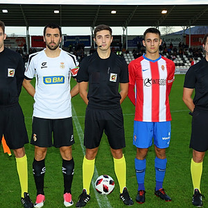 Real Unión 2 - Real Sporting B 0
