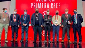 El Real Unión Club, presente en Madrid en la reunión sobre la 1ª RFEF