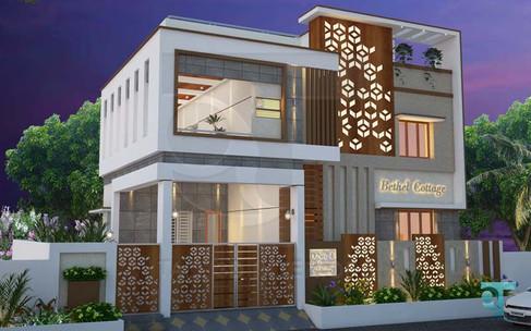 3D Home Elevation