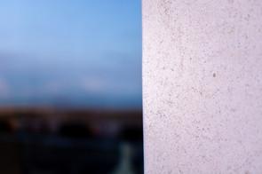 Detail gevelsteen project Knokke