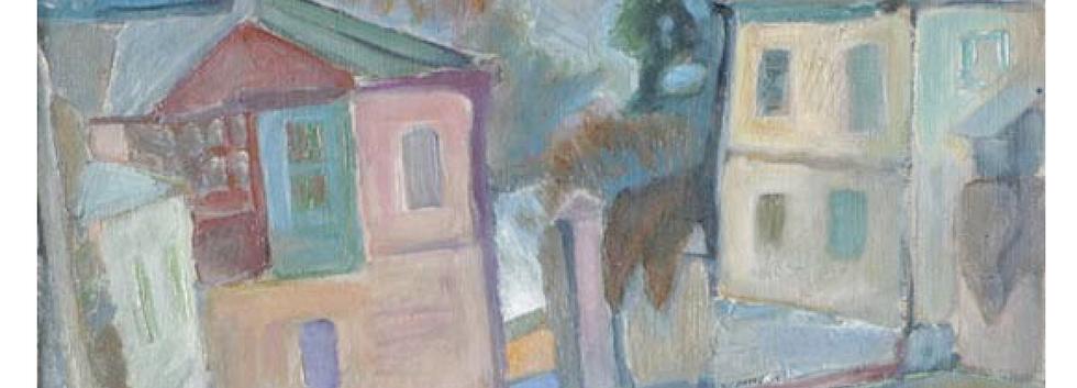 Кисловодск, 1982 год, 24x35 cм