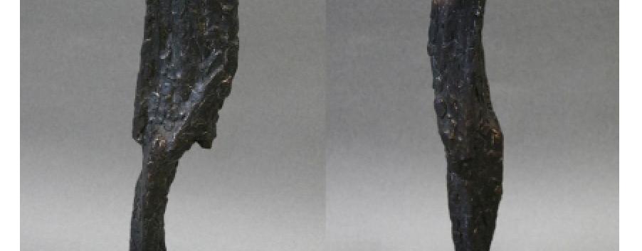 Александр Блок. 2012 год. 35,5 см.