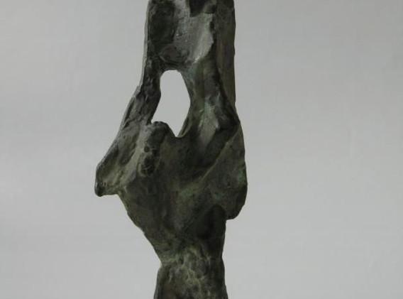 Сара О'Флегерти. Бронза. 1990