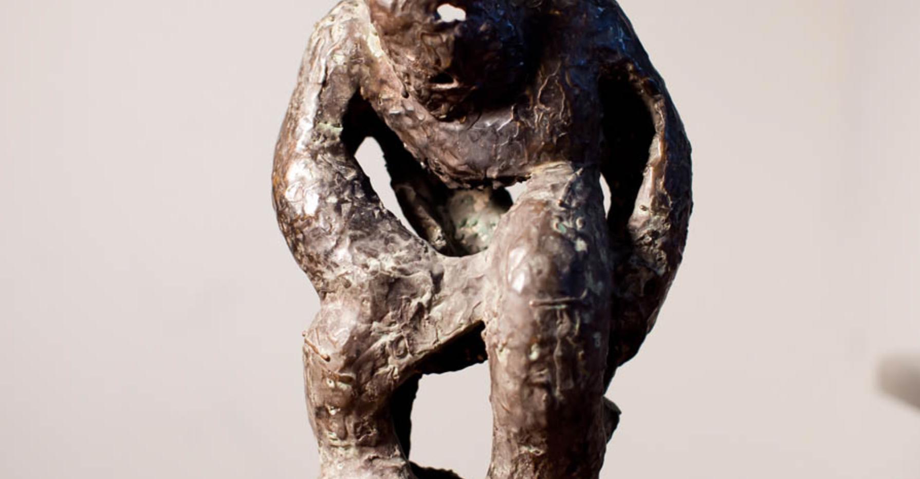 Лев Сморгон _Симун_, бронза 1995