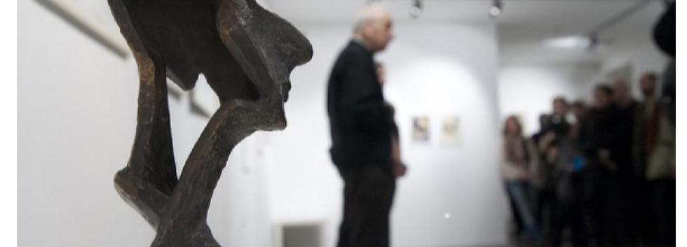 """Выставка """"Акварели Сморгона"""" в галерее А"""