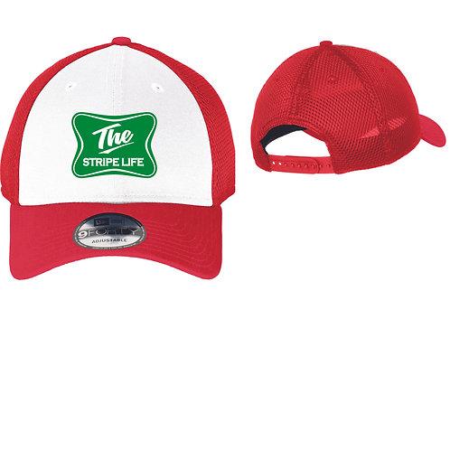 The Strip Life- New Era® - Snapback Contrast Front Mesh Cap