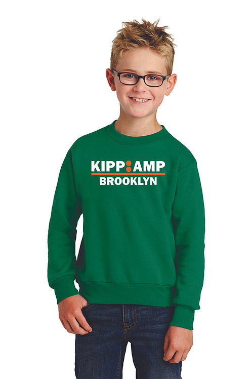 KIPP AMP Middle School Brooklyn Sweat Shirts