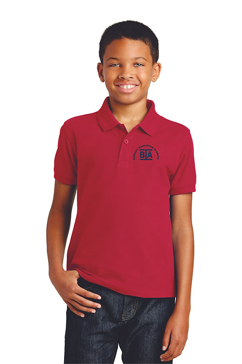 Baltimore International Academy Polo Shirts