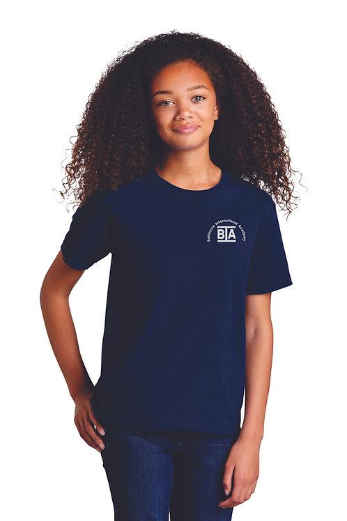 Baltimore International Academy Gym T Shirt