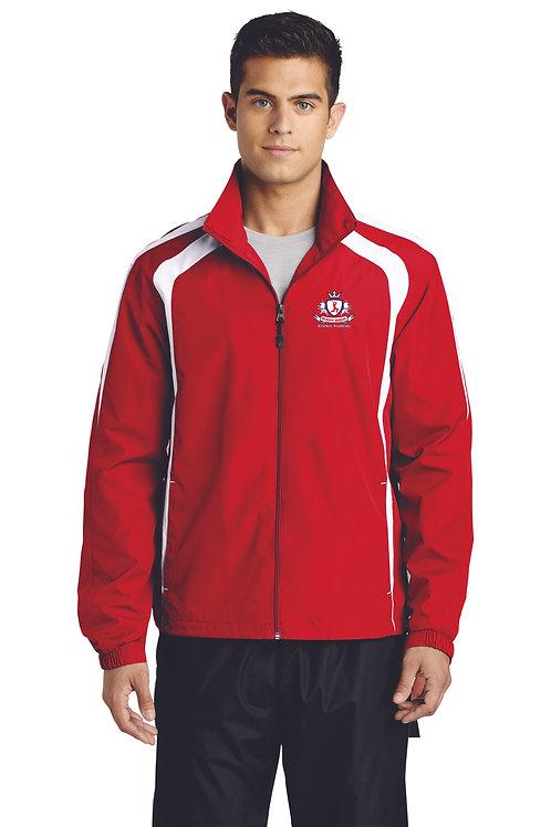 SSCA JST60  Sport-Tek® Colorblock Raglan Jacket
