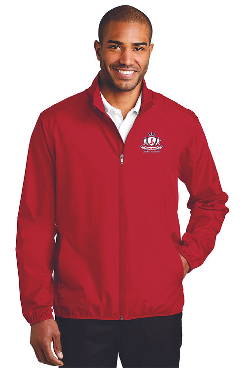 SSCA J344  Port Authority® Zephyr Full-Zip Jacket