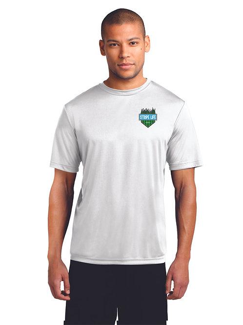Classic Stripe Life-PolyT Shirt