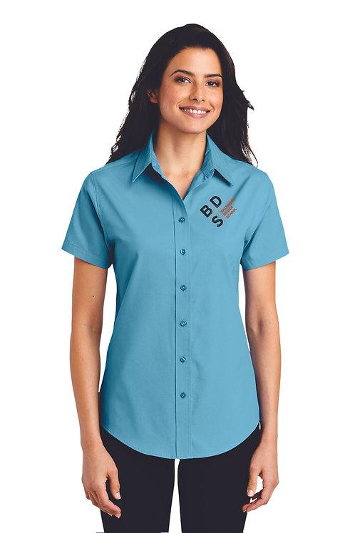 B.D.S. Short Sleeve Easy Care Shirt